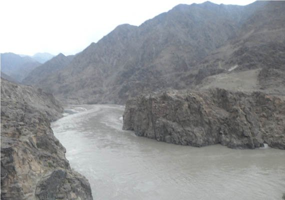india asks us not to invest in pak dam in disputed gilgit