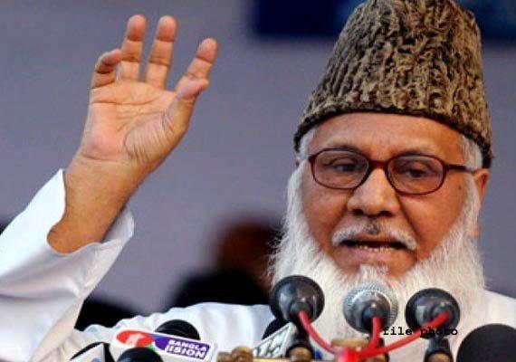 bangladesh jamaat chief gets death sentence for war crimes