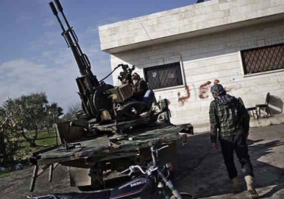 is captures three gas wells in syria
