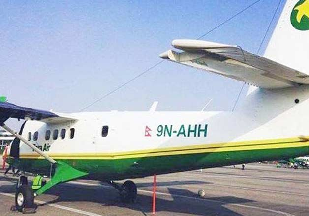 missing nepal plane found crashed all 23 on board dead