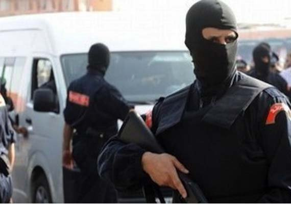 three suspected is supporters arrested in morocco
