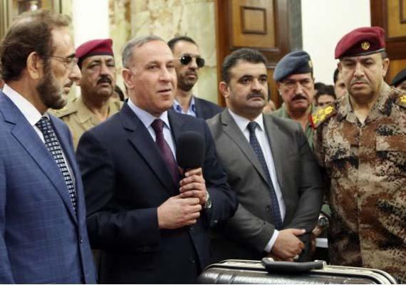us iraqi defense chiefs discuss ways against is