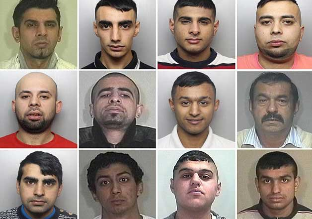 12 pak rapists a minor victim and the ugly truth of uk s