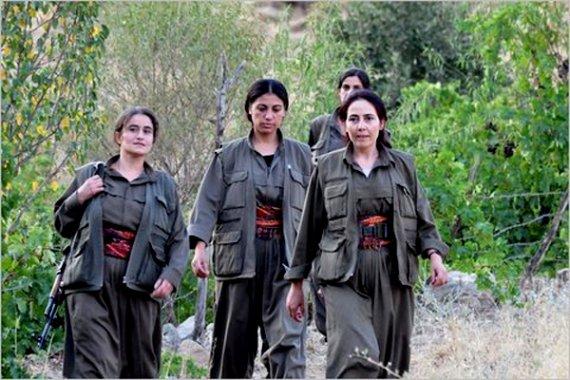 three turkish soldiers killed in raid by kurdish rebels