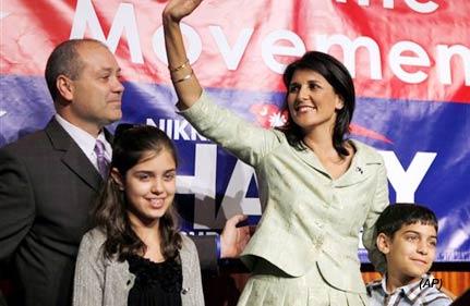 nikki haley a rising star on america s political horizon