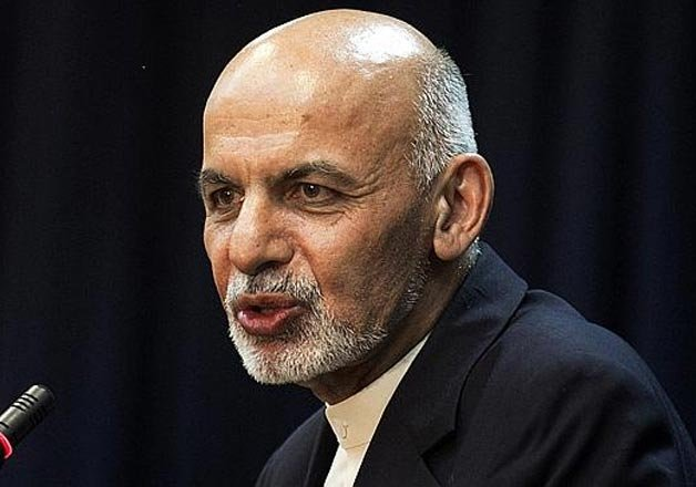 afghan president ghani walks the tightrope on taliban