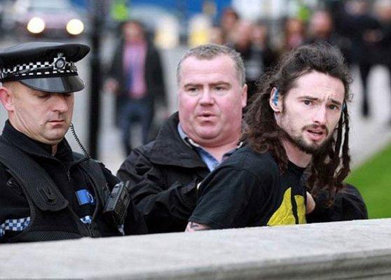 jogger runs into british pm david cameron in security breach