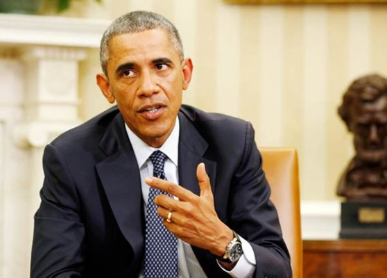 obama reviews isis strategy with national security team