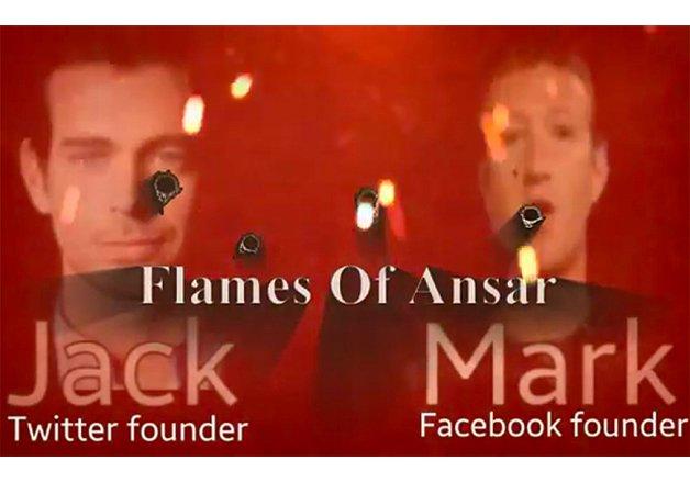 isis new propaganda video threatens mark zuckerberg jack