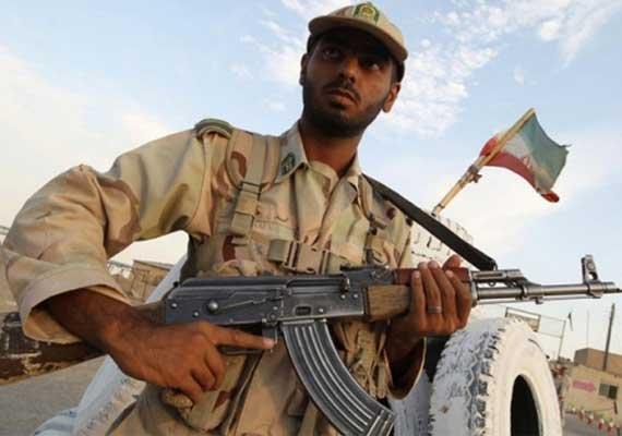 iran pak border guards exchange mortar shelling on border