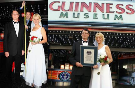 world tallest couple is in california