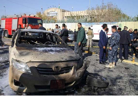 is claims suicide bombing in iraq s arbil