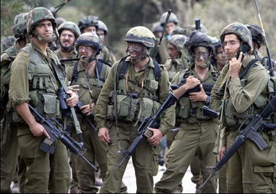 israeli military most powerful in middle east says study