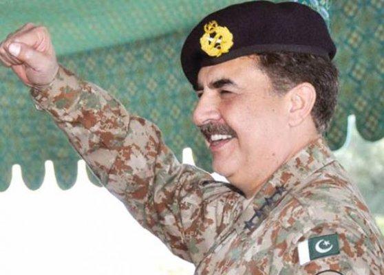 pakistan army chief raheel sharif to visit us in november