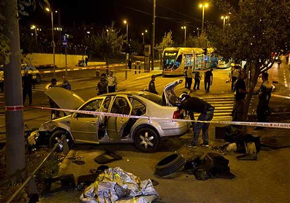 israeli police kill suspected palestinian shooter