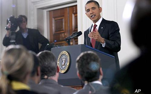 election shows frustration over economy obama