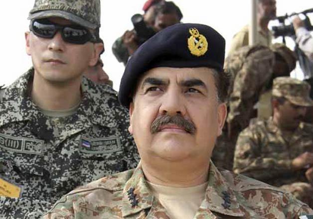 none should dare cast evil eye on pak army chief