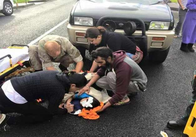 sikh man in new zealand lauded worldwide for his selfless