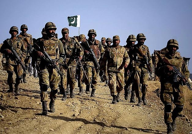 pakistan to shore up military infra in gilgit baltistan