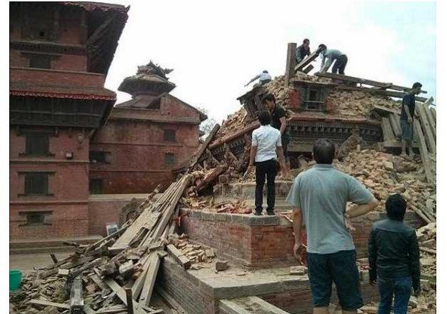 when radio overshadowed tv during earthquake in nepal