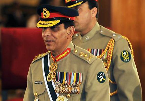 kayani warns of civil war in pakistan