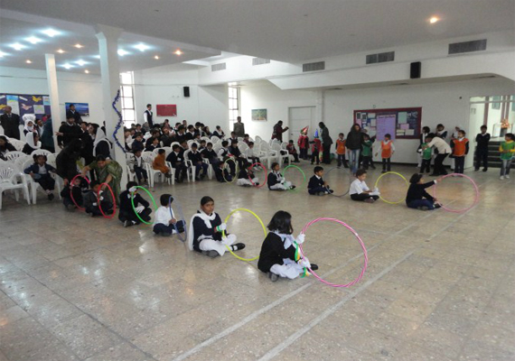 kendriya vidyalaya in tehran teaches from punjabi to persian