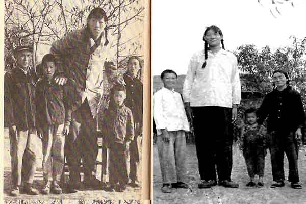 Know more about the world's tallest woman, Zeng Jinlian | World News – India TV