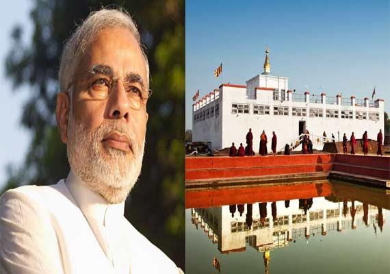 narendra modi s visit to buddha s birthplace uncertain