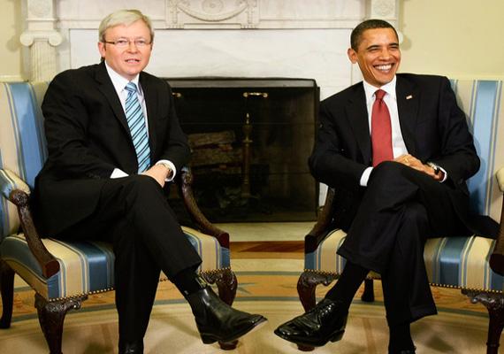 obama kevin rudd congratulate british royals on new birth