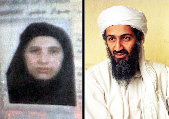 osama bin laden s wives fought among themselves as he spent