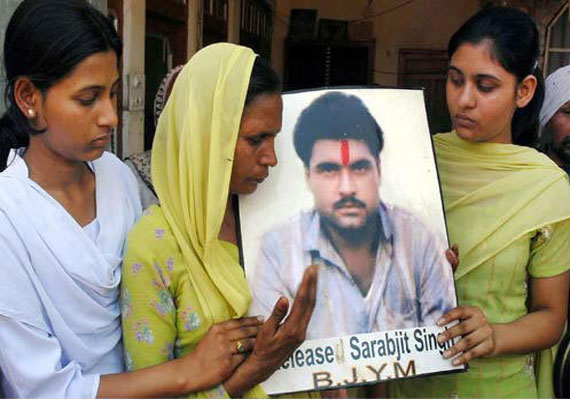 pak officials dismiss report about sending sarabjit abroad