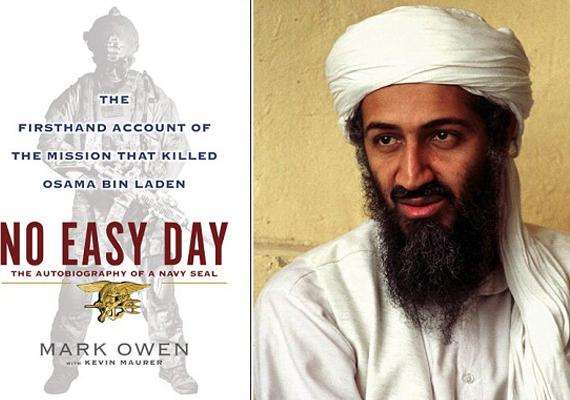 pentagon considers legal action over bin laden book