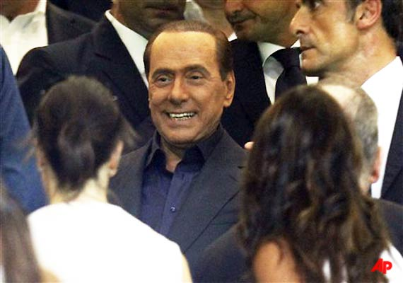 police berlusconi extorted by prostitute s friend