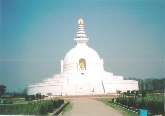 security stepped up in lumbini other buddhist centres
