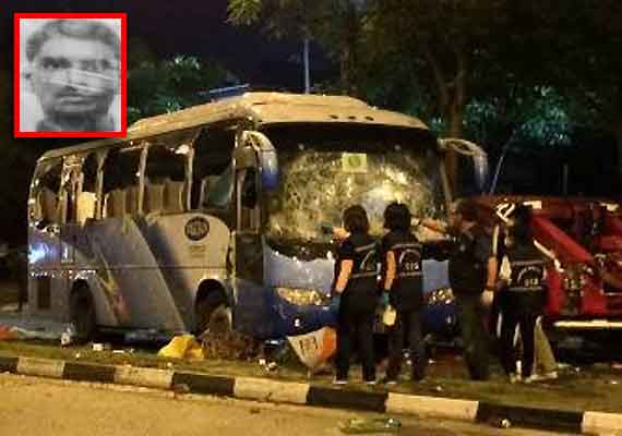 singapore riots first visit proves fatal for sakthivel