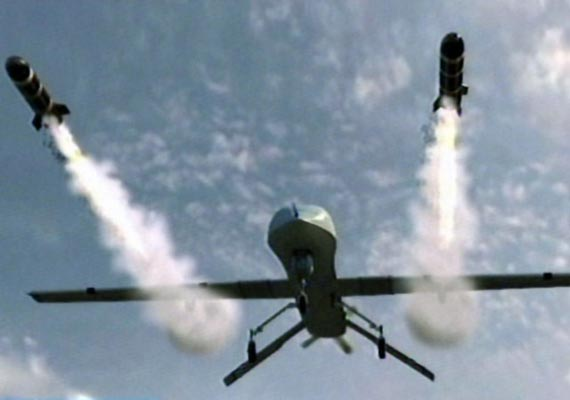 six killed in us drone strike in pakistan
