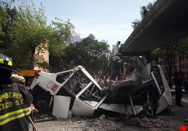 7.4 quake shakes mexico 100s of homes damaged
