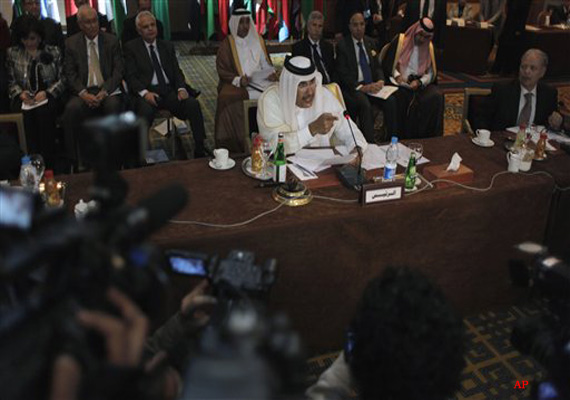 syria categorically rejects arab league decisions