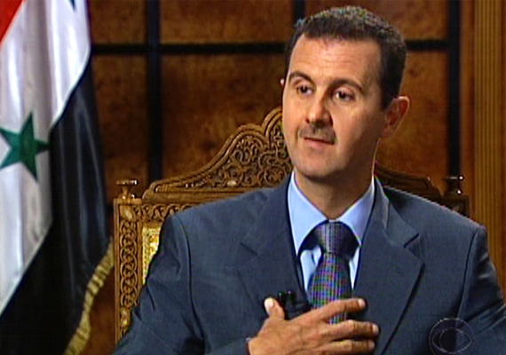 syrian president assad sets may 7 as date for parliament