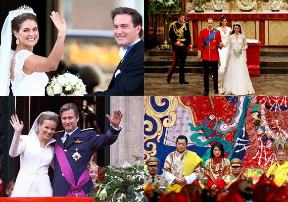 the world s top 10 royal weddings