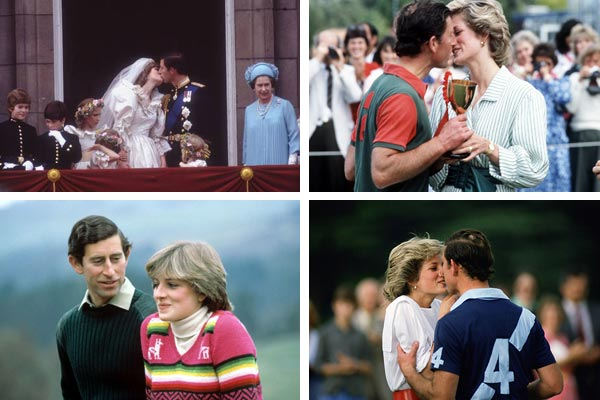 today in history prince charles and lady diana tied the