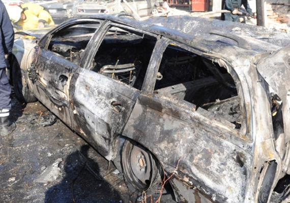 two bombings rock damascus