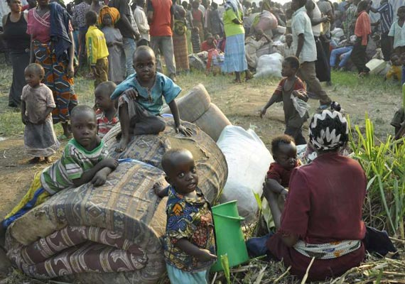 un agency seeks fund for congolese refugees
