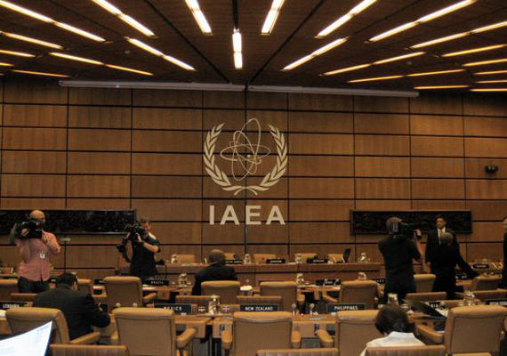 un nuclear agency reports failed iran talks