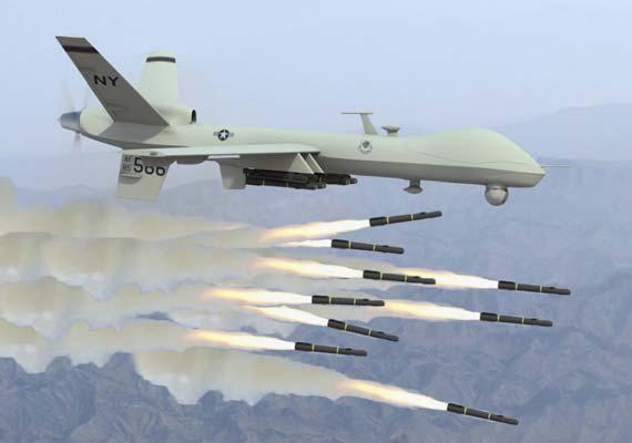 us drone kills three militants in yemen