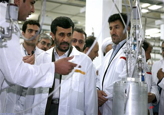 us dismisses iran nuclear claims as hyped