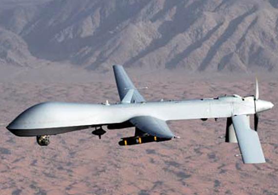 us drone strike kills five militants in pakistan
