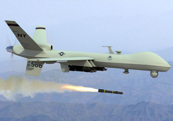 us drone strike kills 4 al qaida militants in yemen