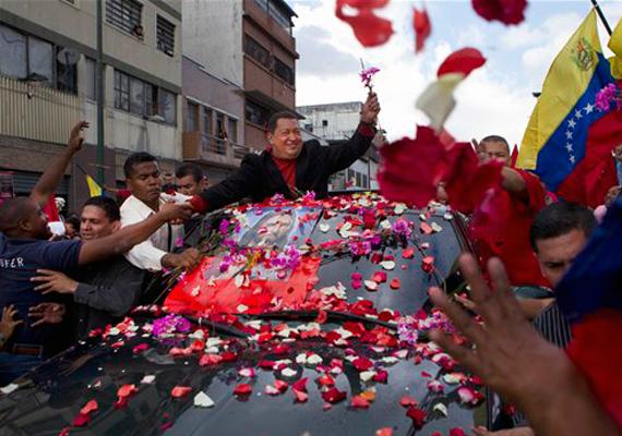 venezuelan president hugo chavez flies to cuba for urgent