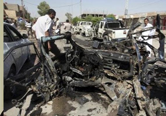 50 dead in iraq attacks ahead of arab summit